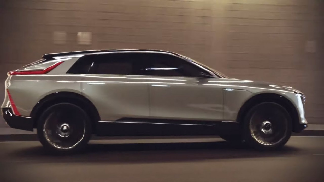 New Model and Performance 2022 Cadillac Escalade Video