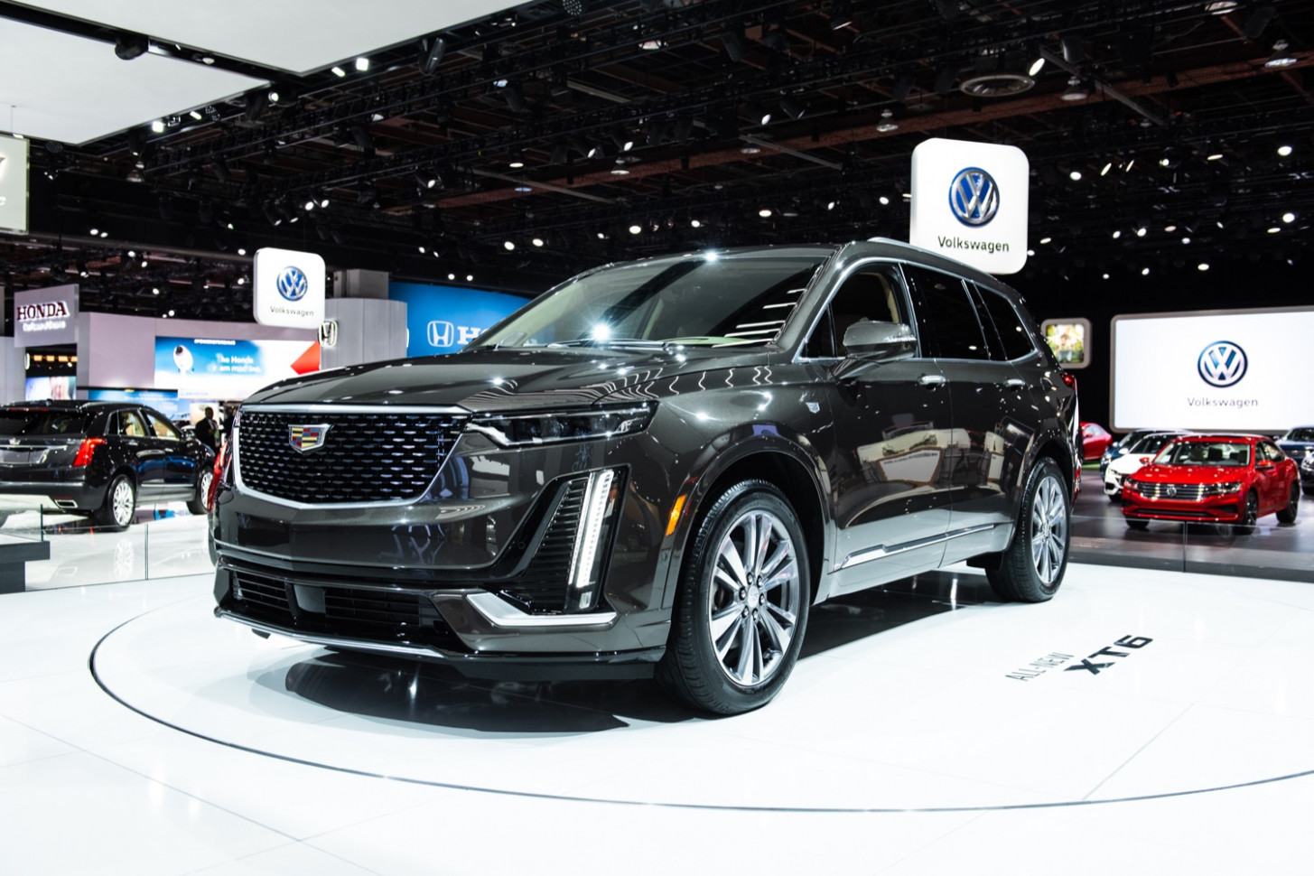 Release Date and Concept 2022 Cadillac Xt6 Interior Colors