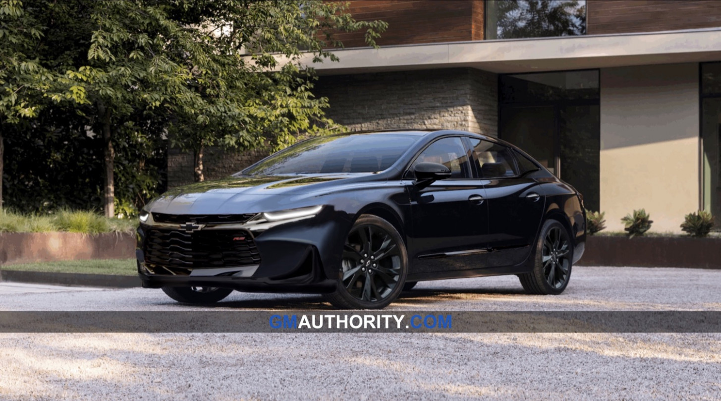 Redesign and Concept 2022 Chevrolet Impala Ss