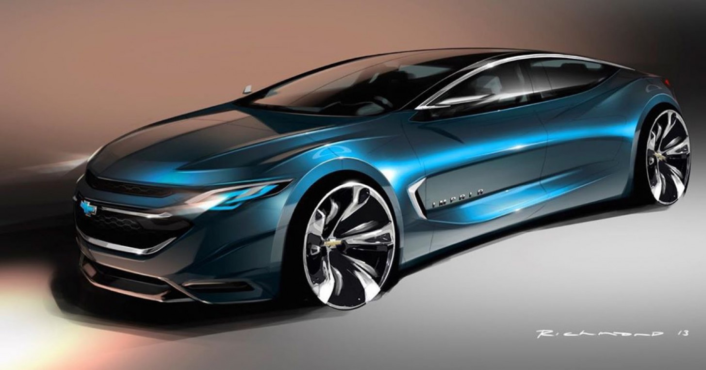 Release Date and Concept 2022 Chevrolet Impala Ss