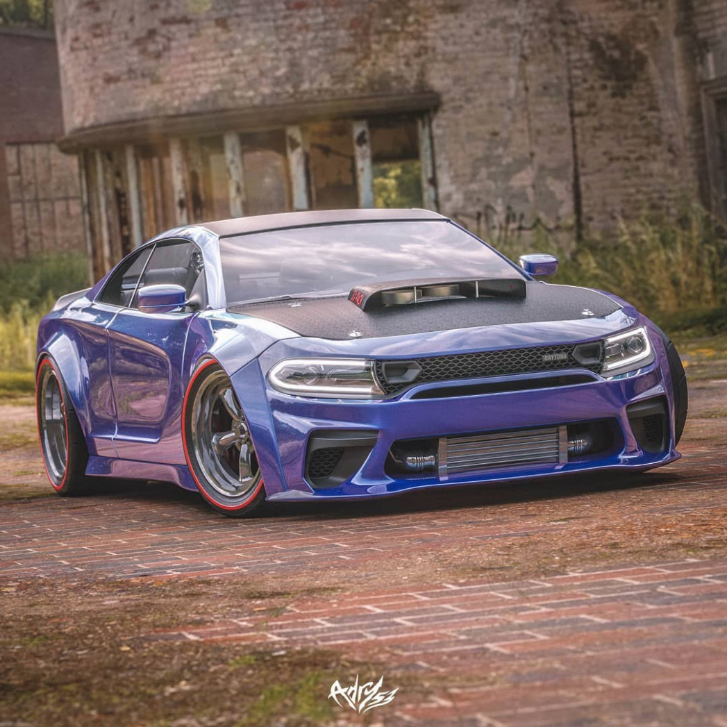 New Concept 2022 Dodge Charger