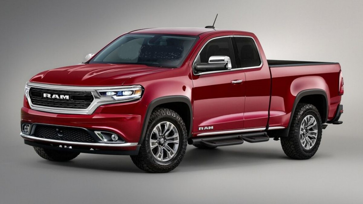 Redesign and Concept 2022 Dodge Ram Truck