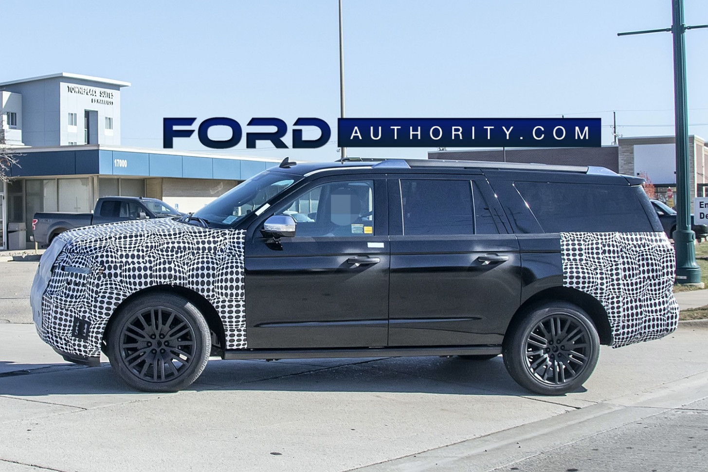 Engine 2022 Ford Expedition