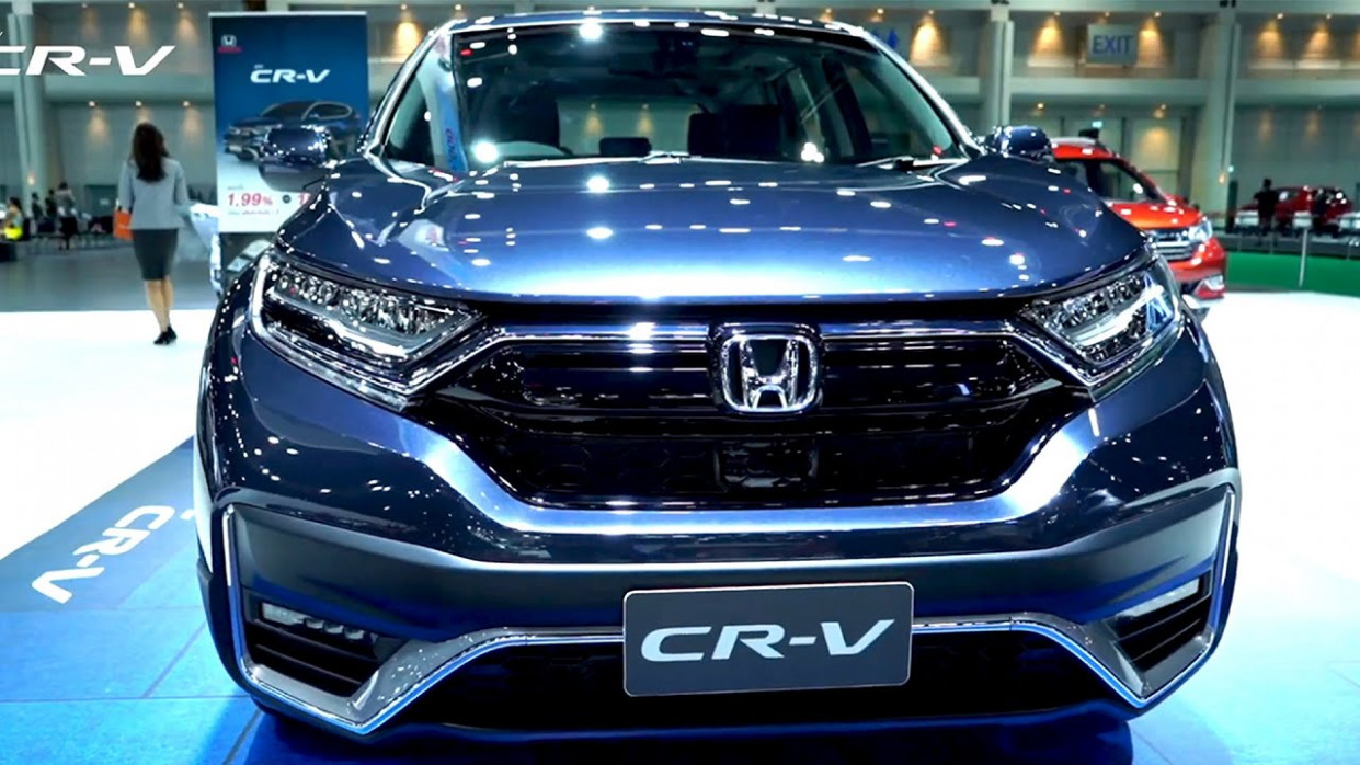 Review and Release date 2022 Honda CRV