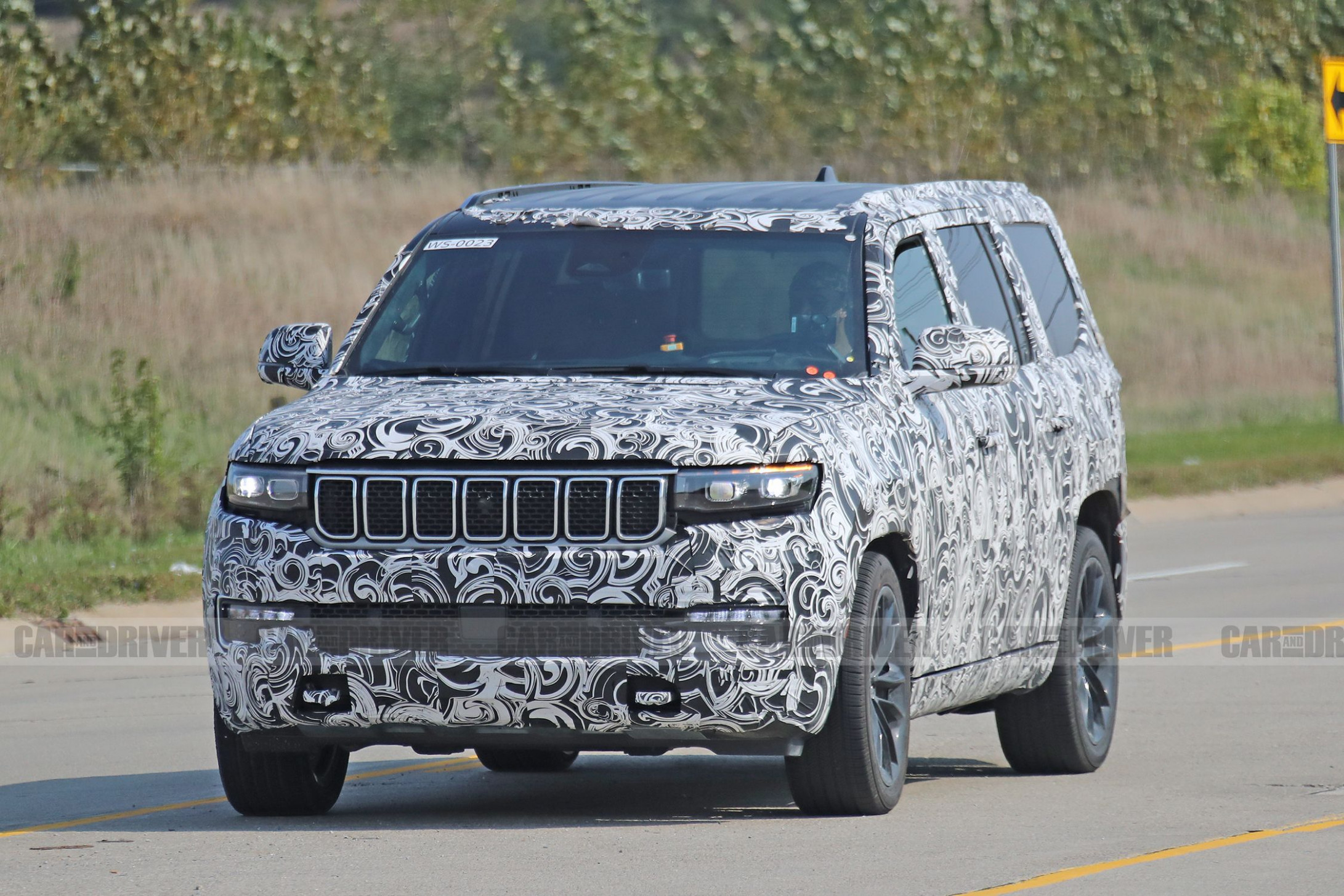Overview 2022 Jeep Wagoneer