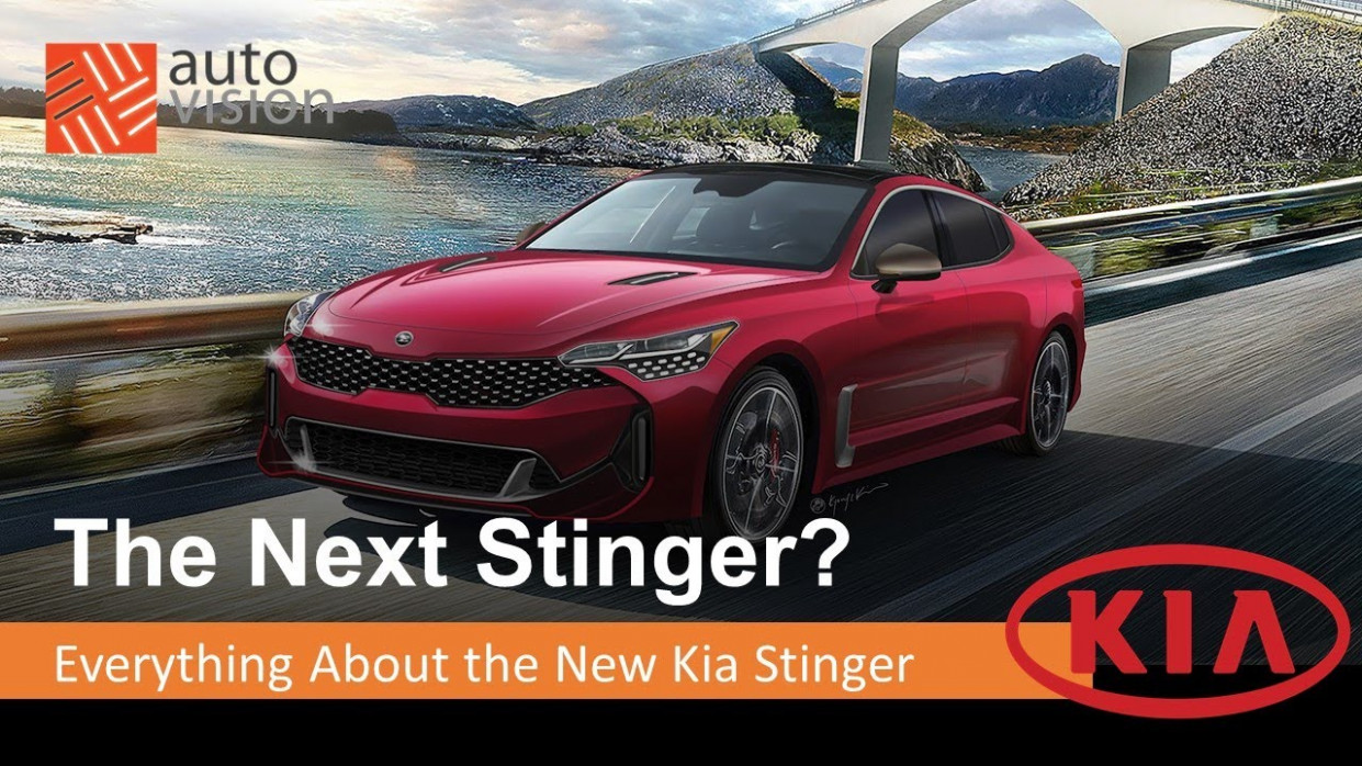 Price and Release date 2022 Kia Stinger Release Date