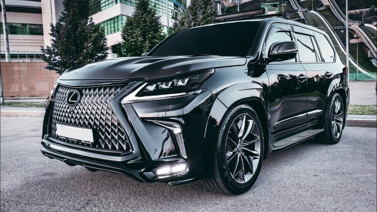 Research New 2022 Lexus Gx Spy Photos