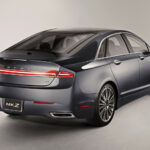 Picture 2022 Lincoln Mkz Hybrid