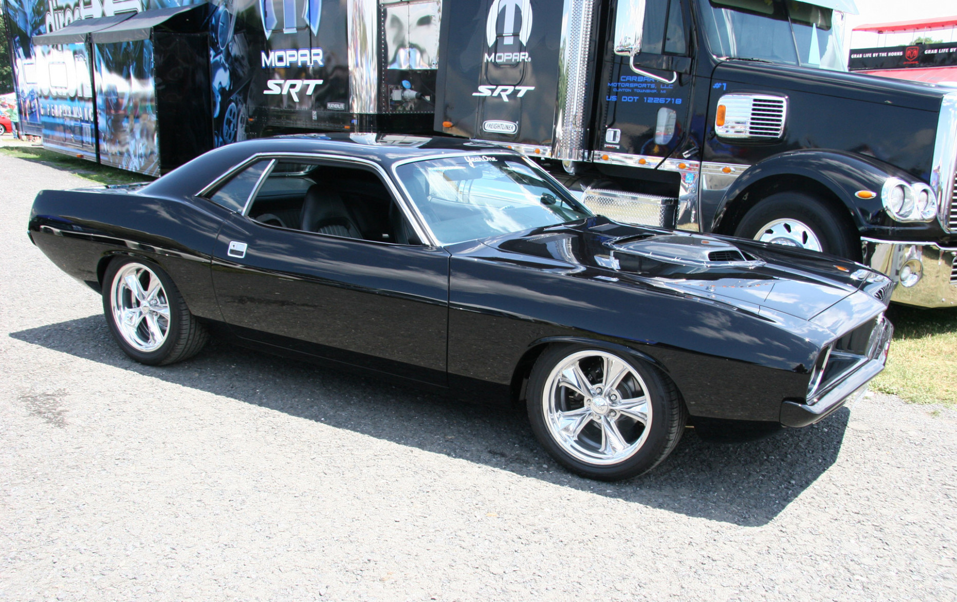 Style 2022 Plymouth Barracuda