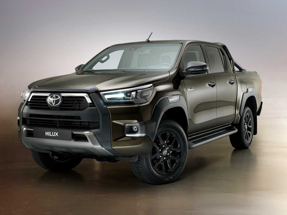 Prices 2022 Toyota Hilux
