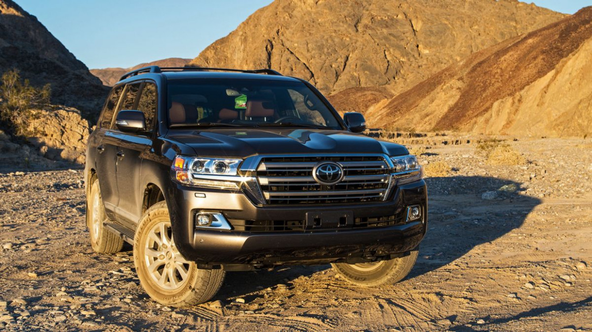 Redesign and Concept 2022 Toyota Land Cruiser