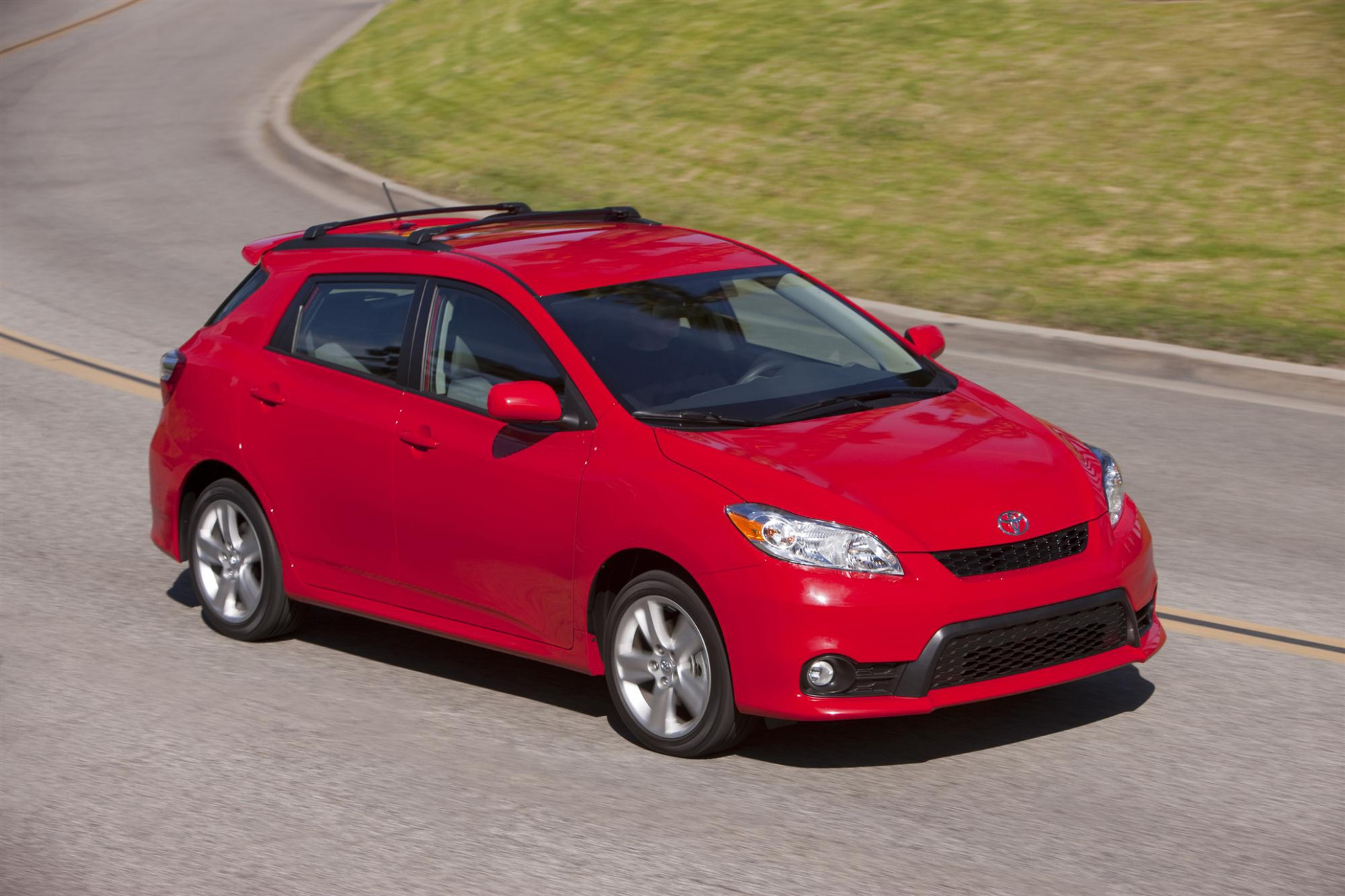 Overview 2022 Toyota Matrix