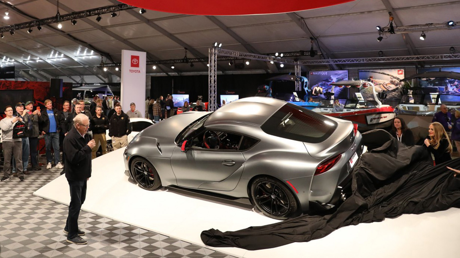 Research New 2022 Toyota Supra Barrett Jackson