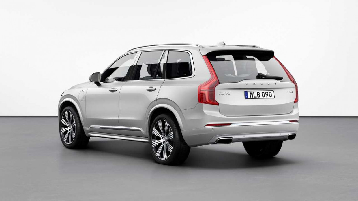 Price and Review 2022 Volvo Xc90 Redesign