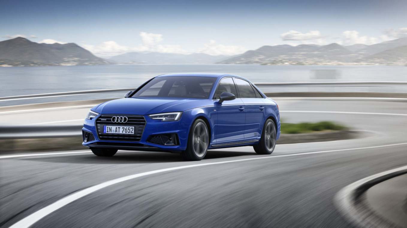Price and Release date Audi A4 2022 Konfigurator