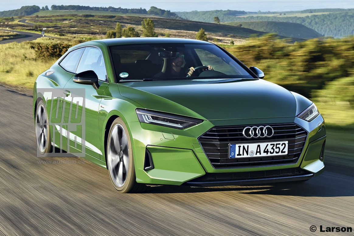 Release Date and Concept Audi A5 2022