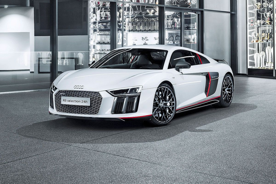 Review Audi R8 2022 Black