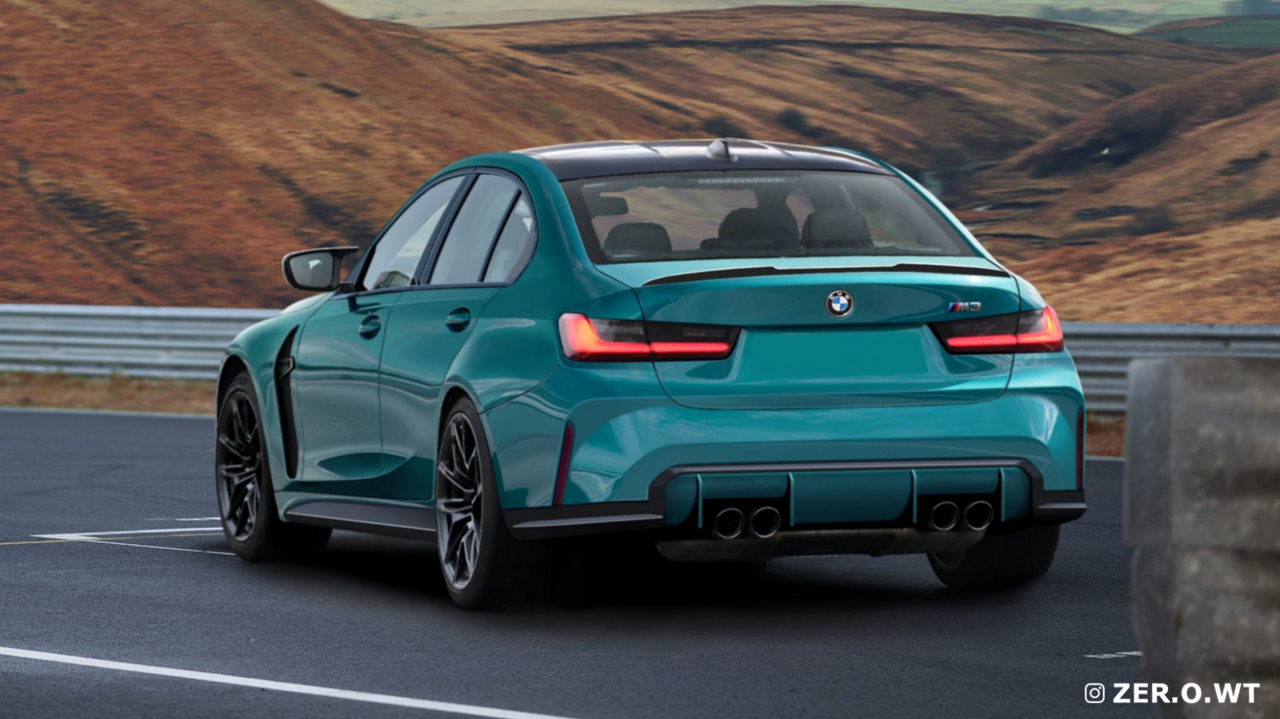 Redesign and Concept BMW M3 2022