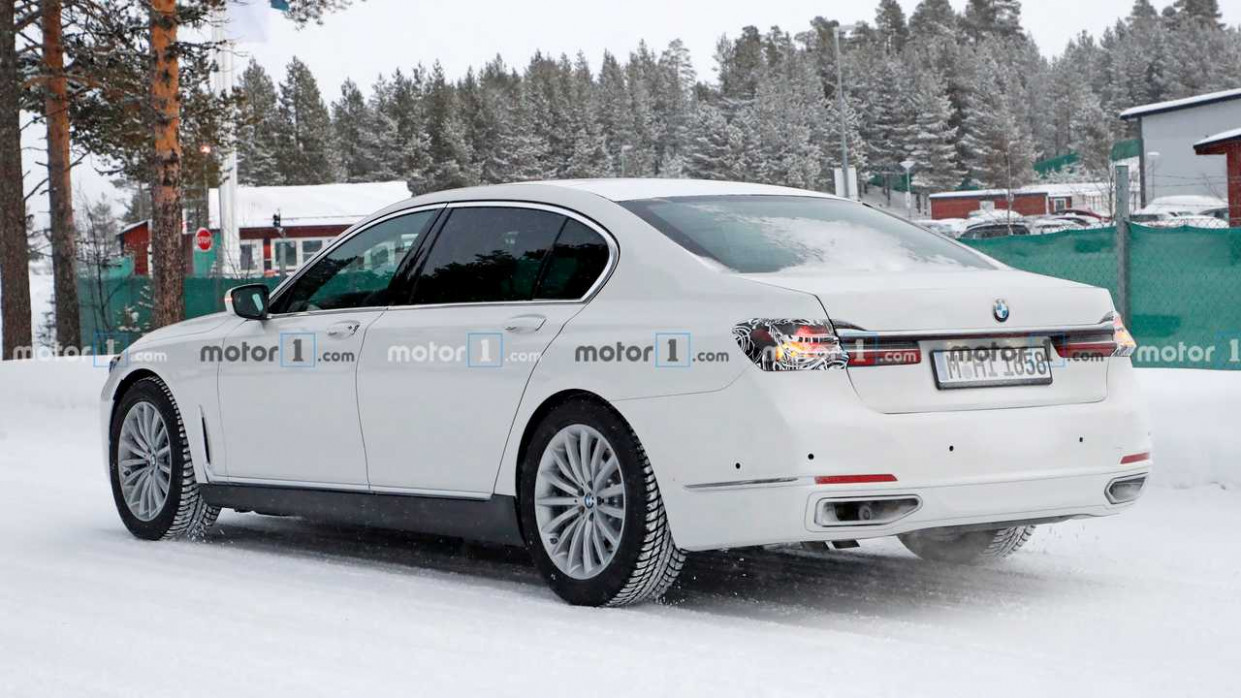 Style BMW New 7 Series 2022