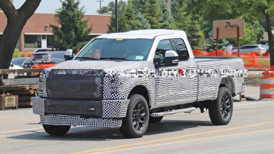 First Drive Ford Super Duty 2022