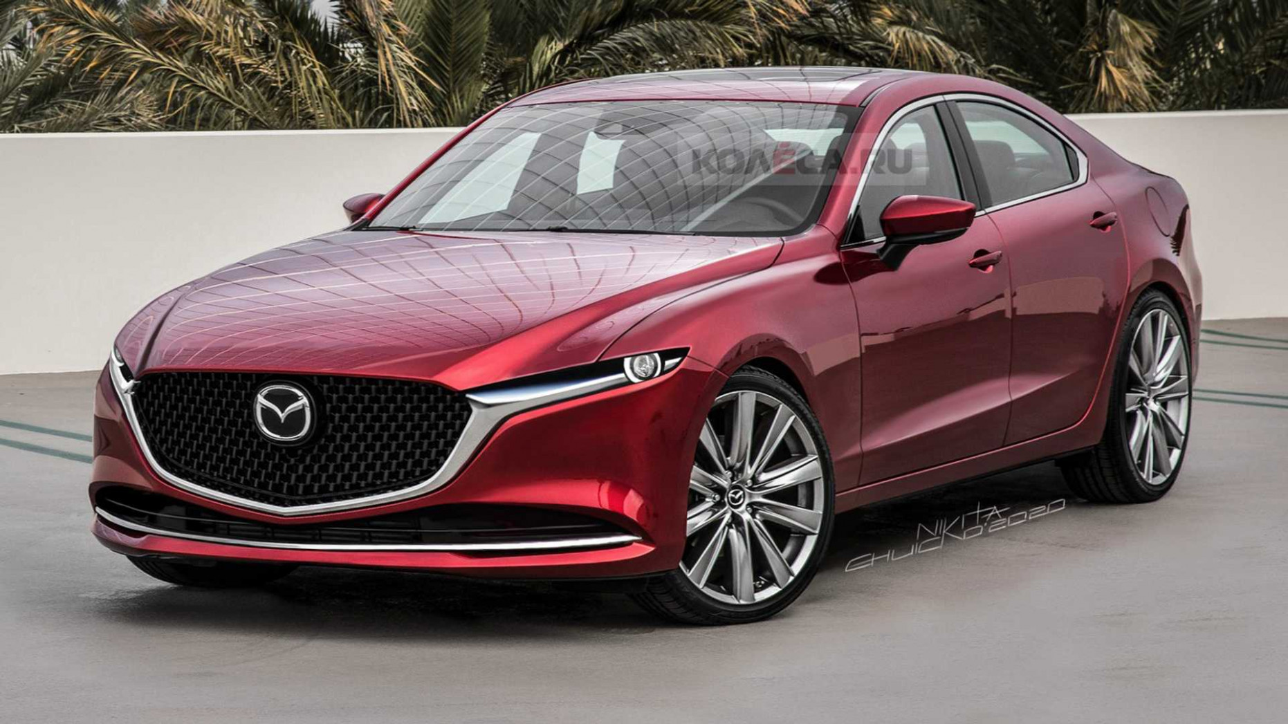 Interior When Is The 2022 Mazda 6 Coming Out