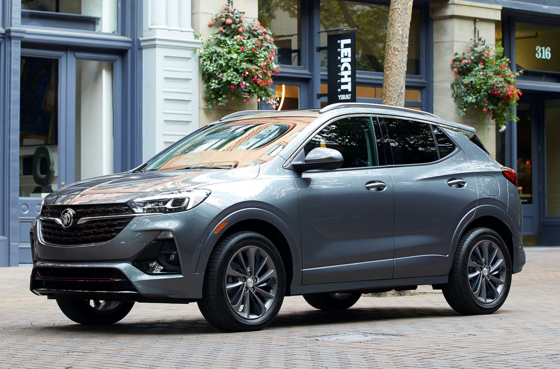 Redesign and Review 2022 Buick Encore Gx