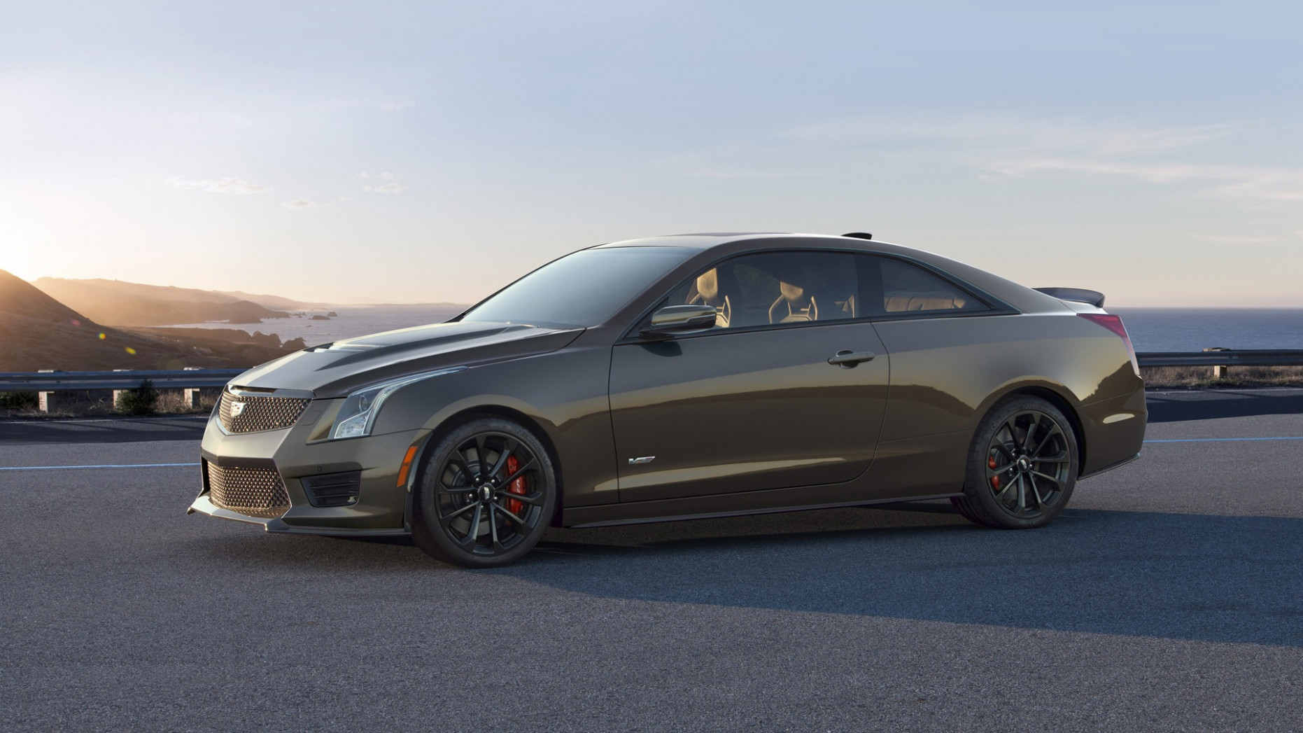 Price, Design and Review 2022 Cadillac ATS-V Coupe
