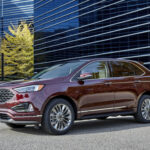 Pictures 2022 Ford Edge Sport