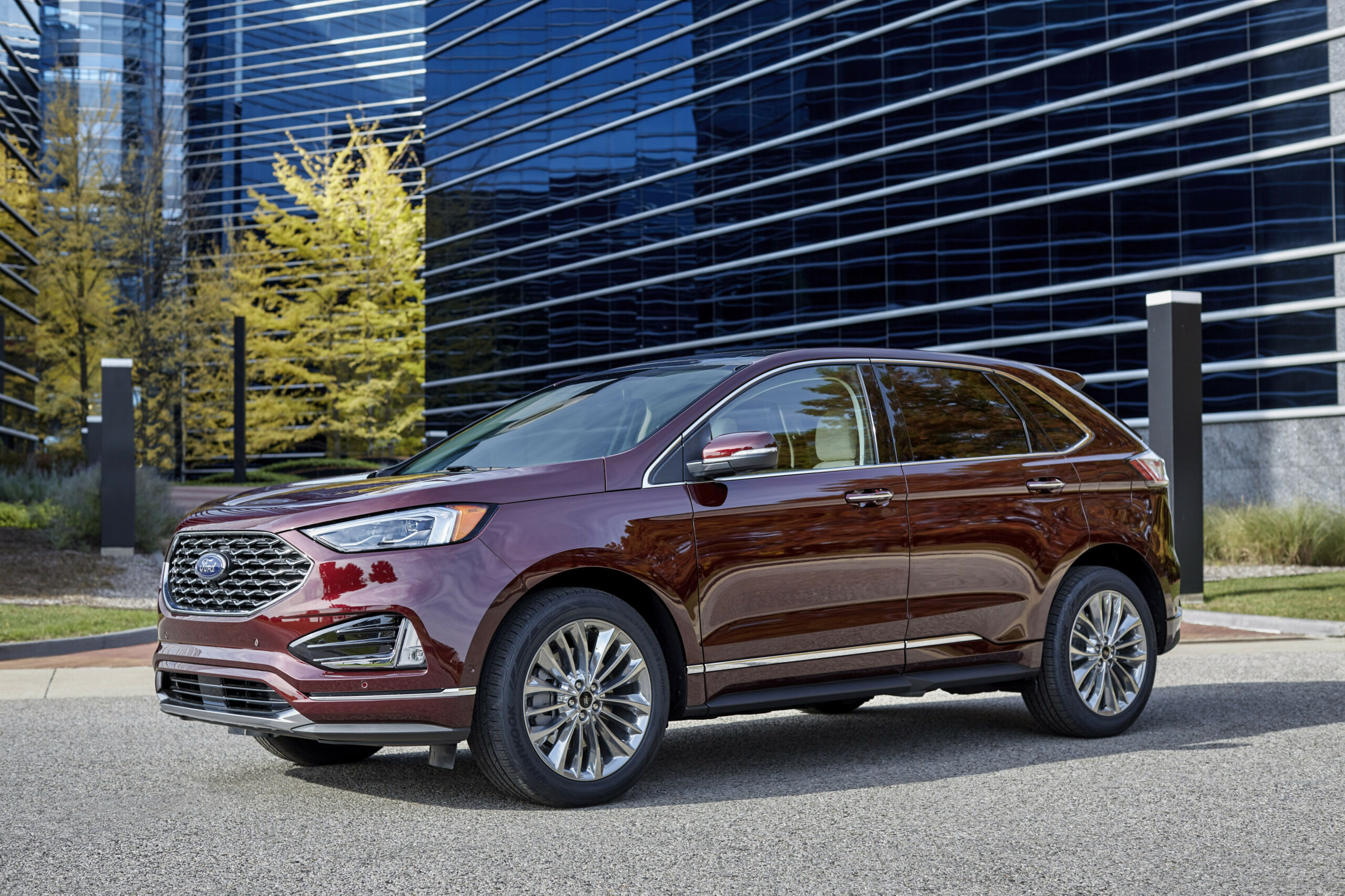 Redesign 2022 Ford Edge Sport