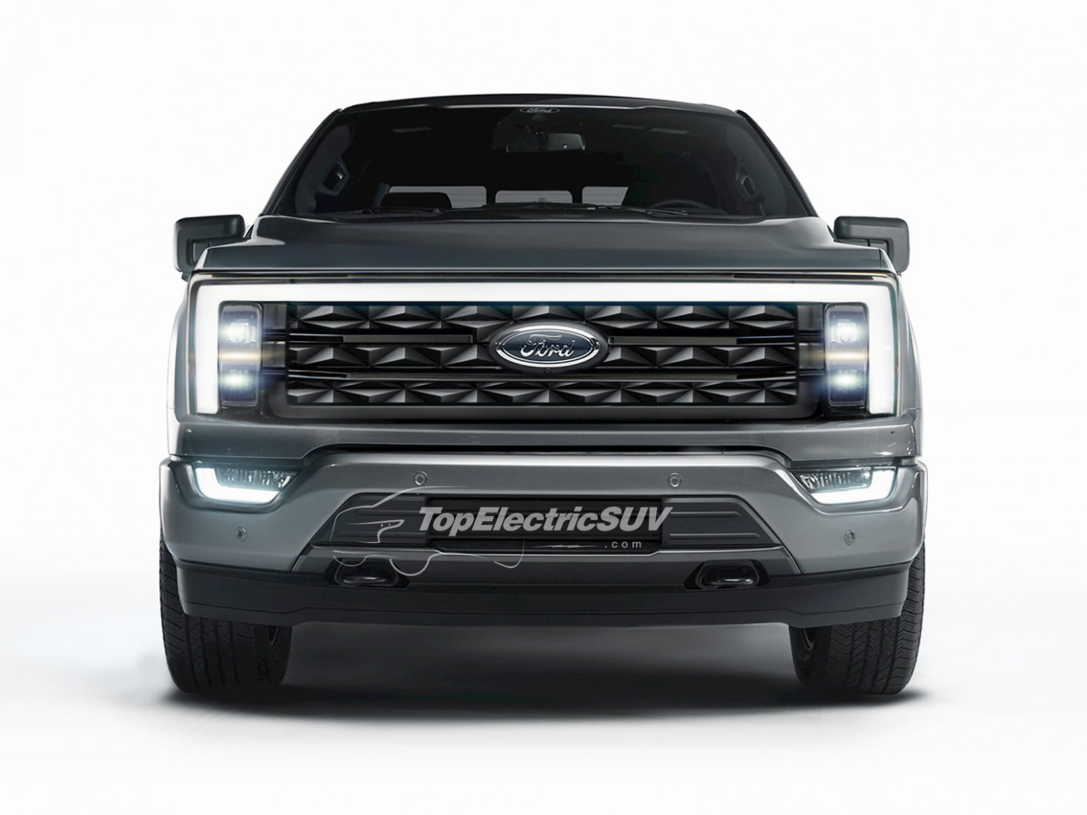 Concept and Review 2022 Ford F150