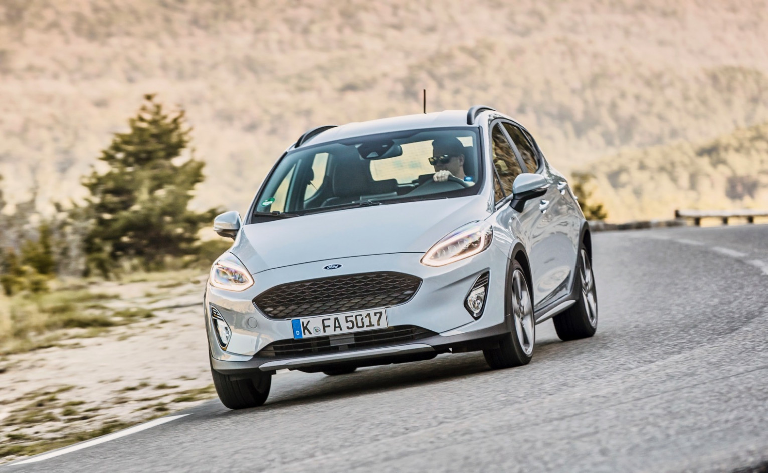 Style 2022 Ford Fiesta