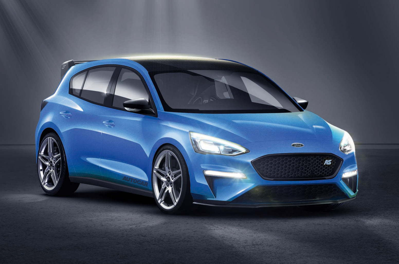 Price and Review 2022 Ford Focus RS