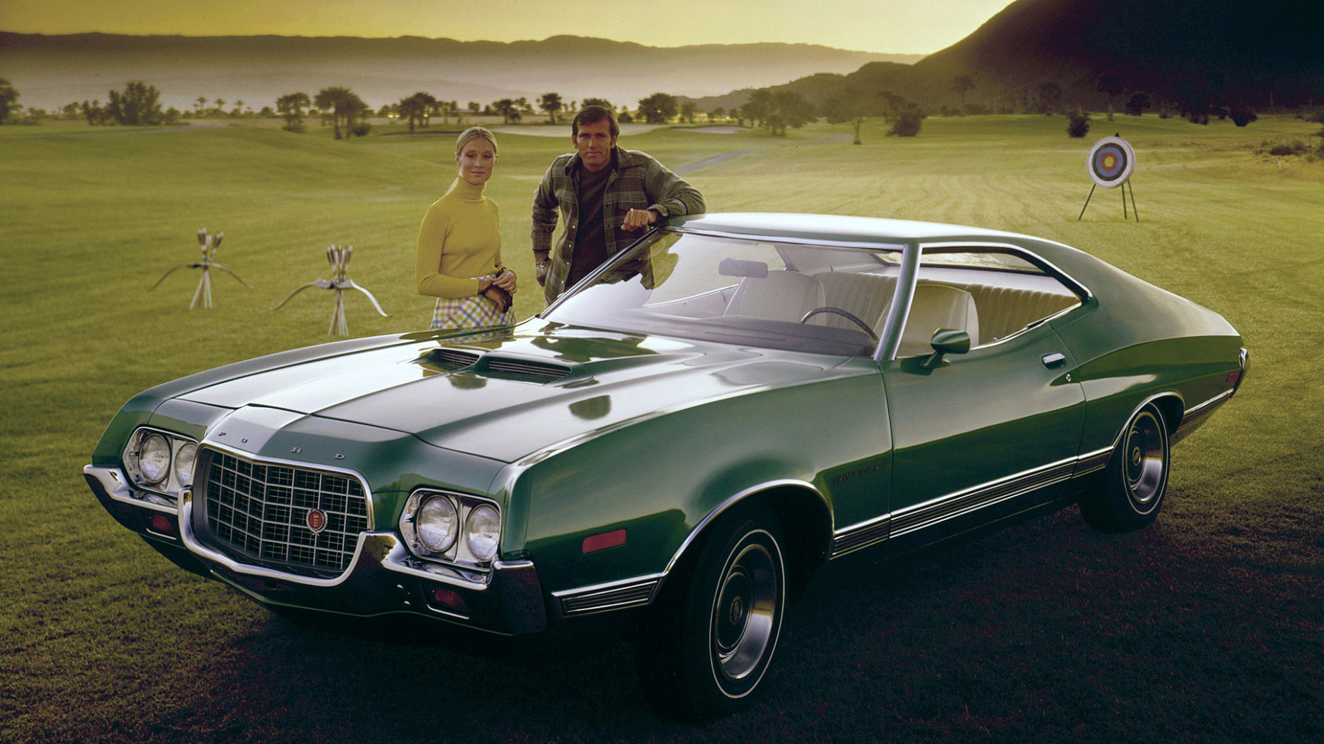 Configurations 2022 Ford Torino Gt