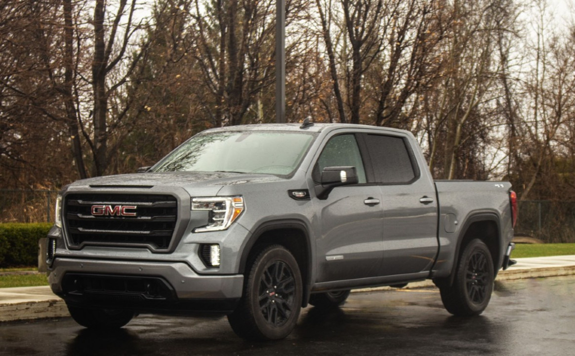 Price, Design and Review 2022 Gmc Sierra Hd Release Date