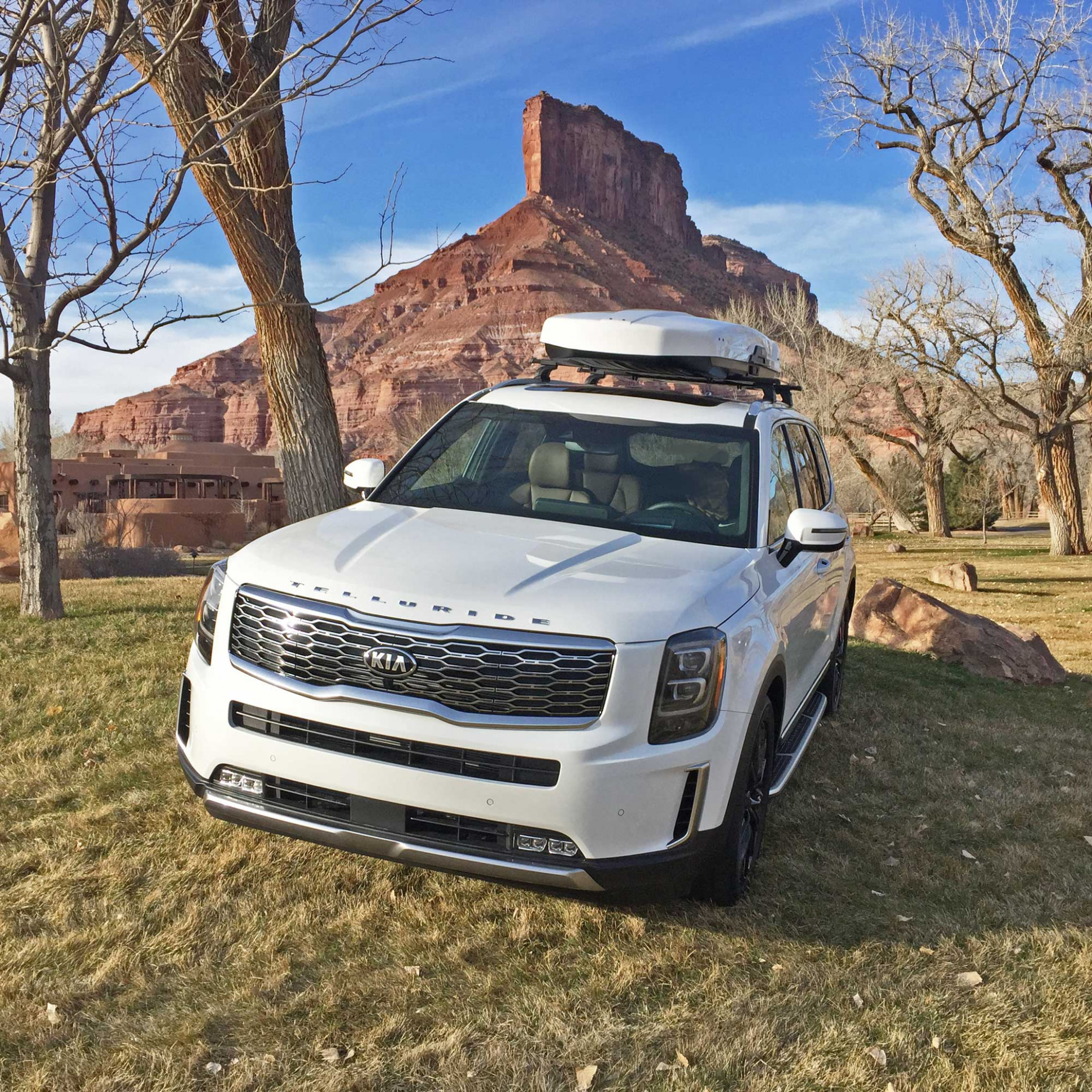 Redesign and Review 2022 Kia Telluride Length