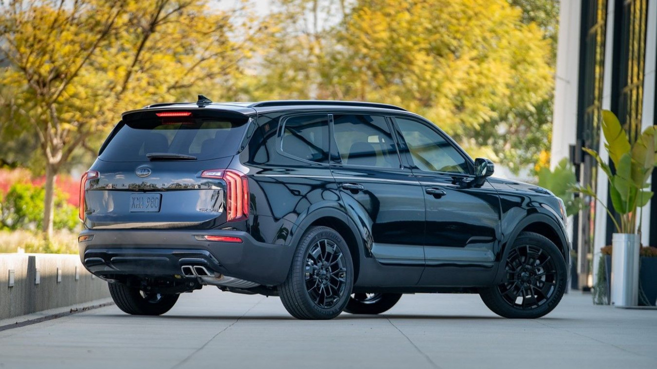 Price, Design and Review 2022 Kia Telluride Release Date