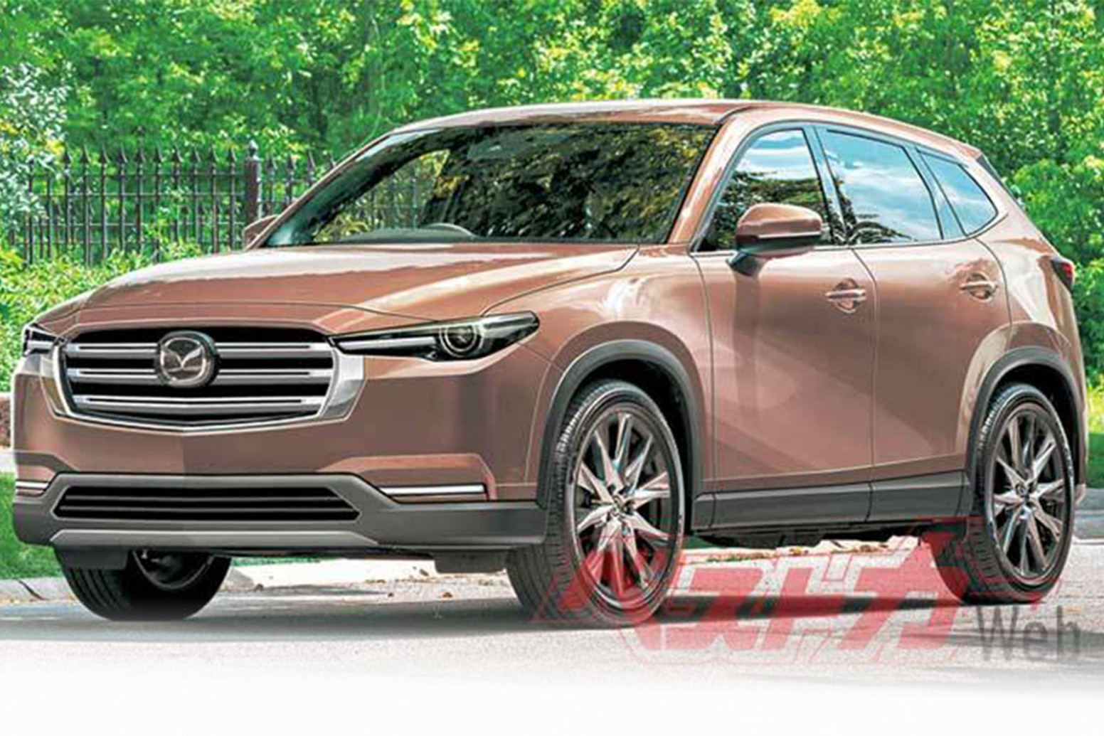Overview 2022 Mazda Cx 9