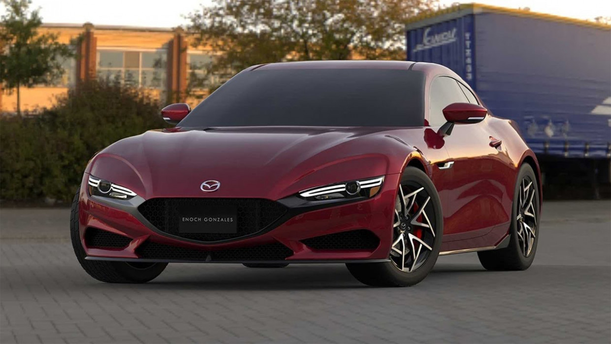 Spy Shoot 2022 Mazda MX-5 Miata