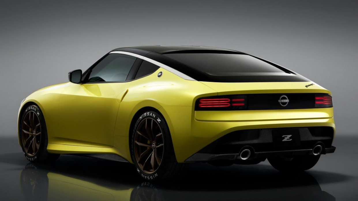 Pictures 2022 The Nissan Z35 Review