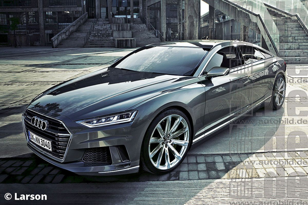 Performance and New Engine Audi A8 2022