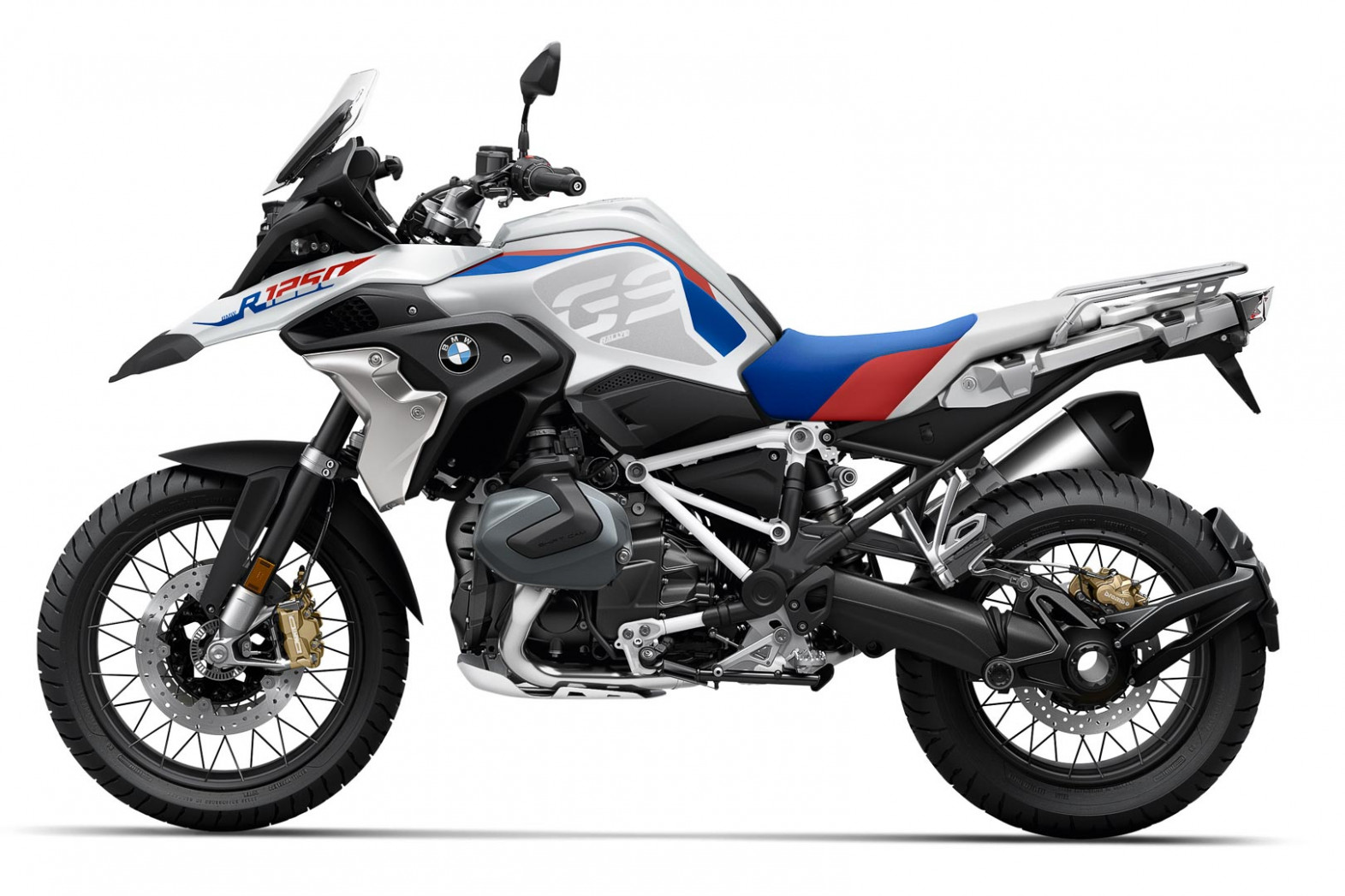 History BMW Gs Adventure 2022