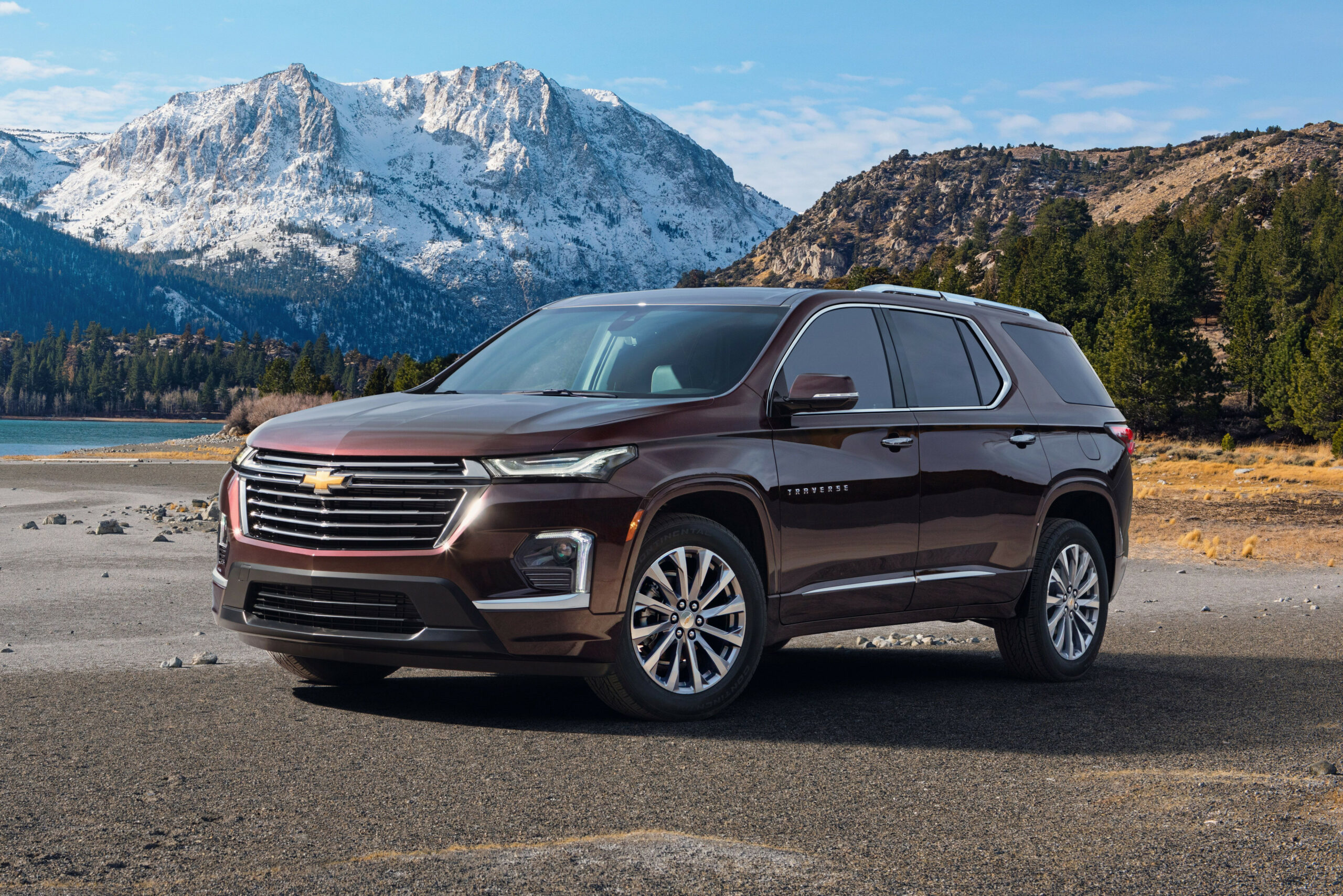 Images Chevrolet Traverse 2022