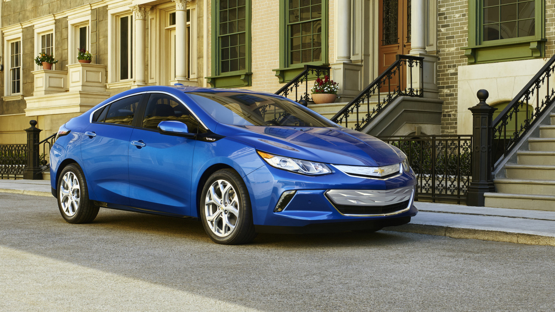 Research New Chevrolet Volt 2022