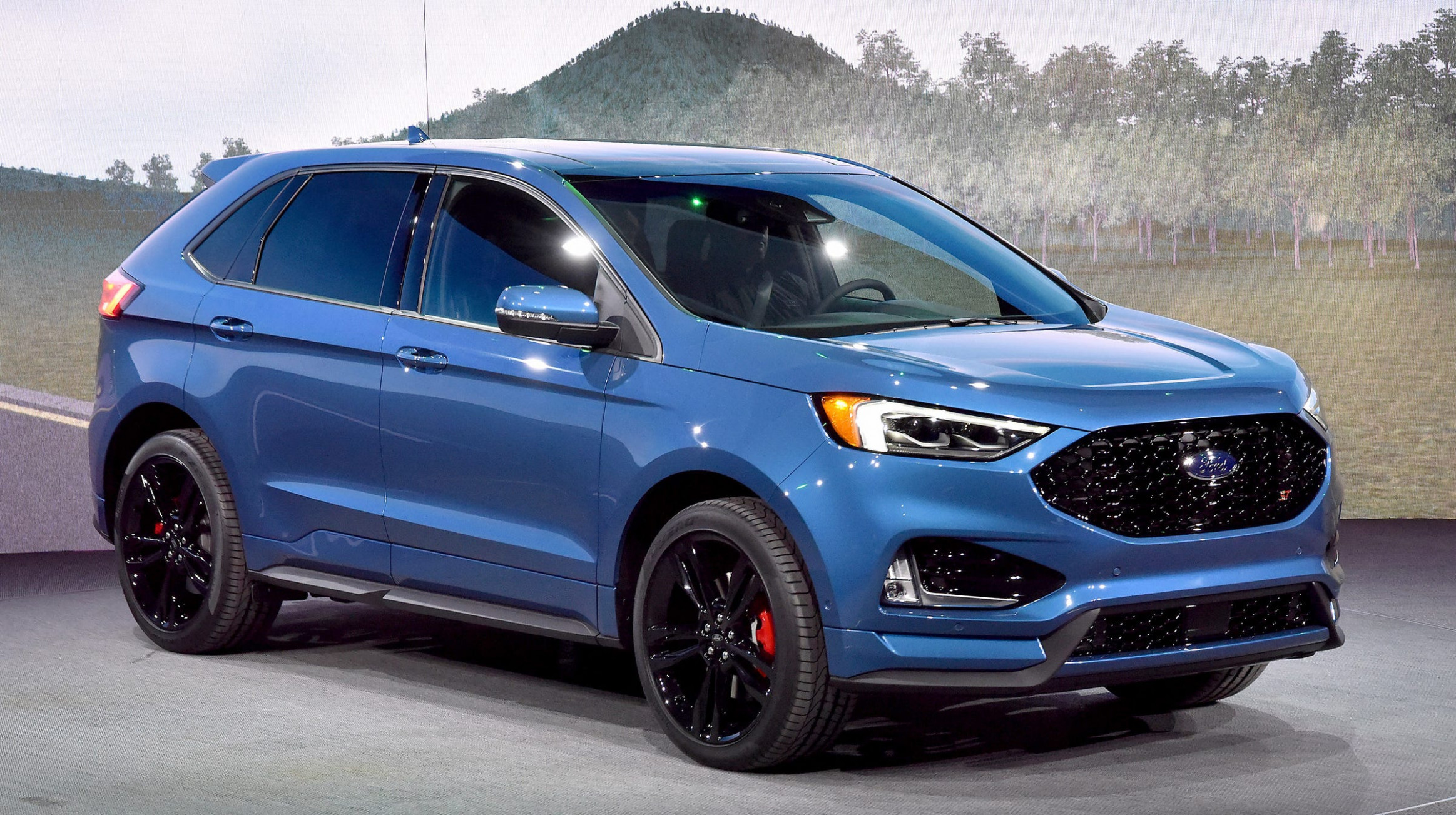 Research New Ford Edge New Design