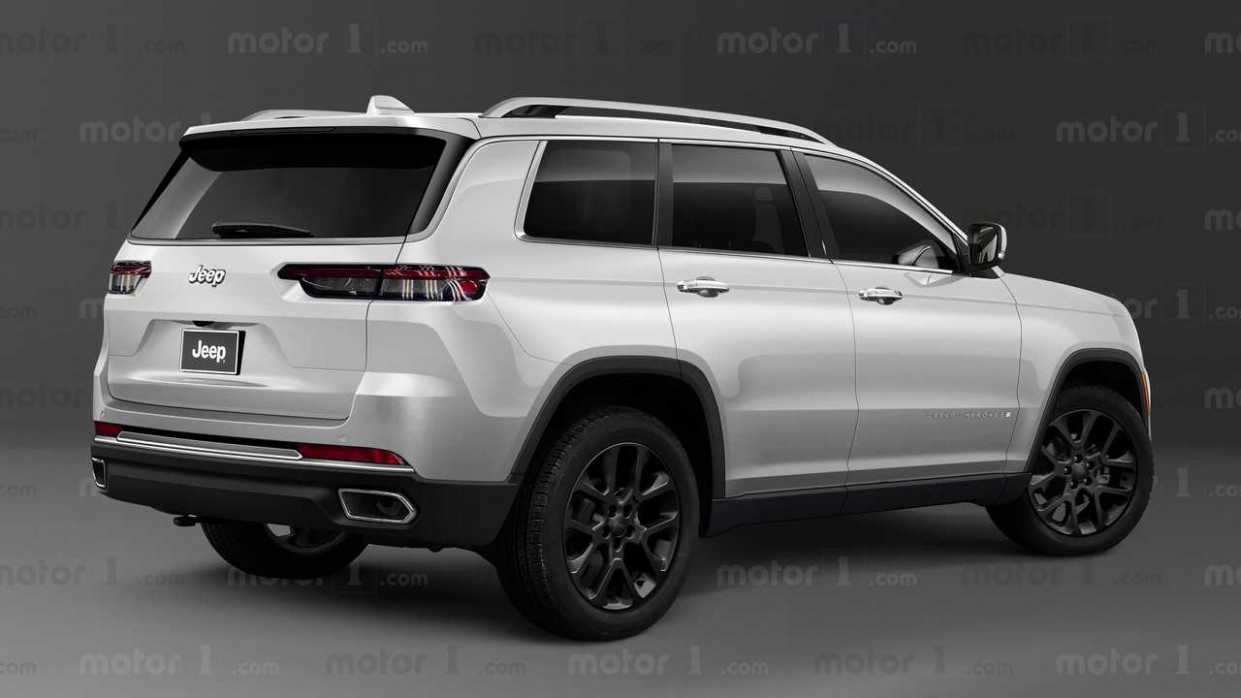Configurations Jeep Overland 2022
