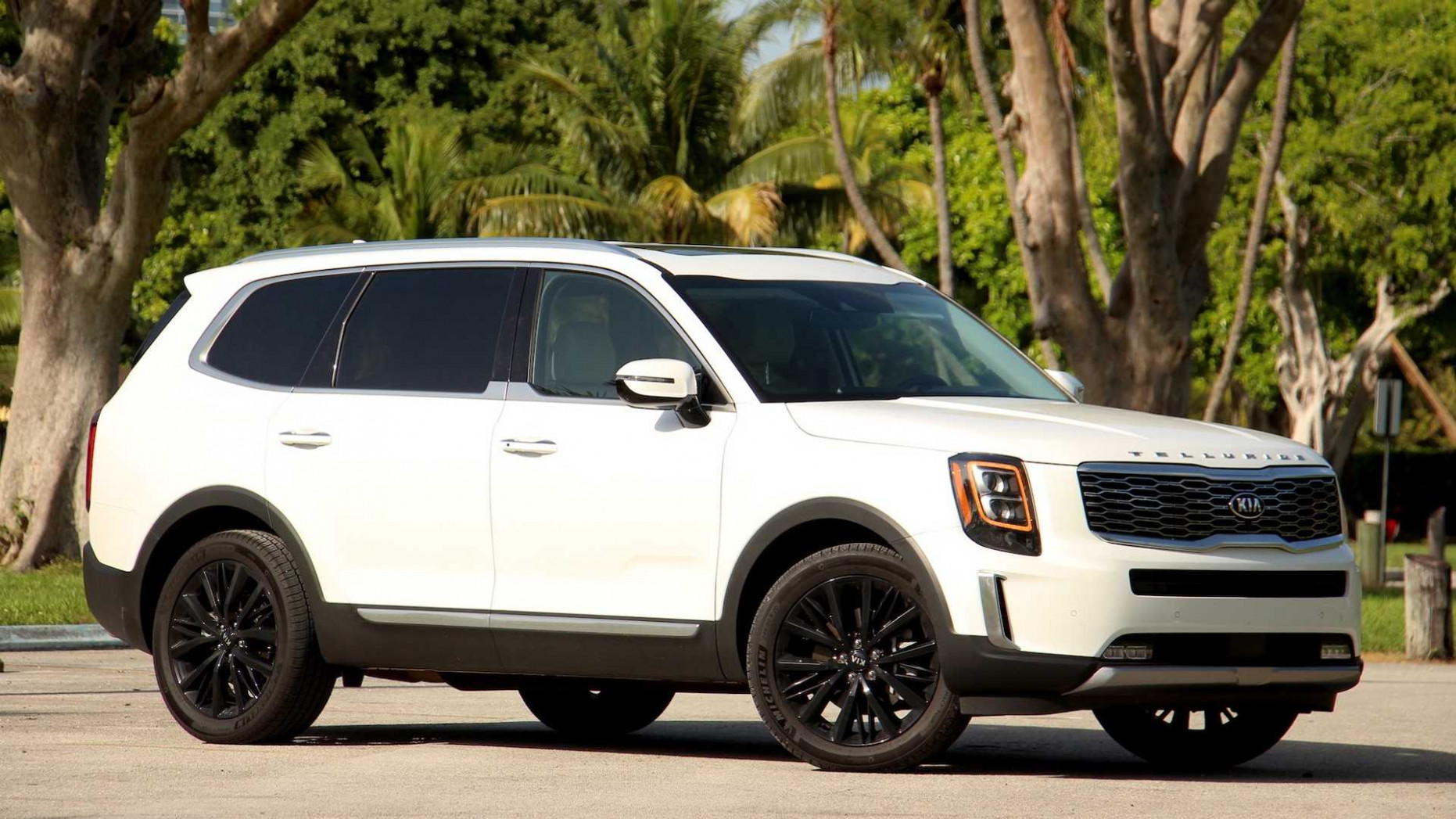 Concept and Review Kia Telluride 2022 Review