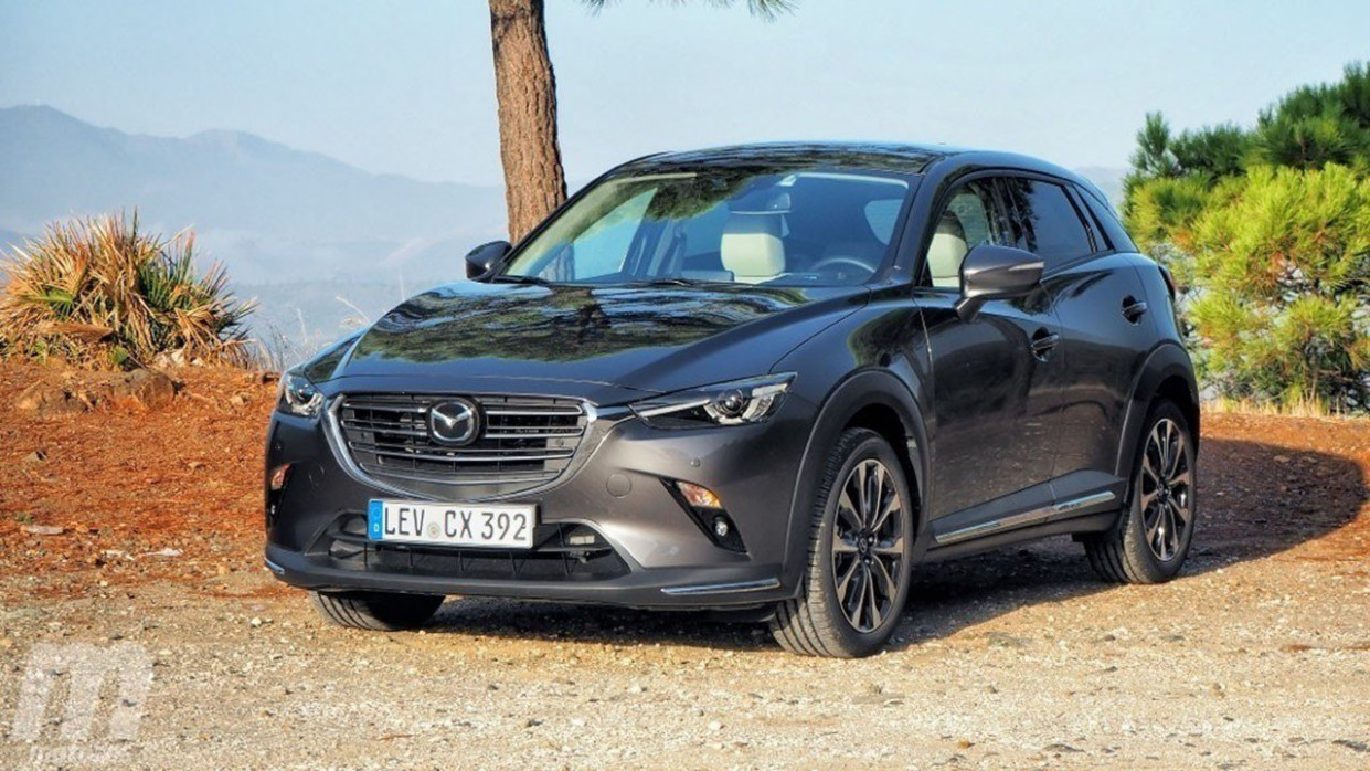 Price and Review Mazda X3 2022