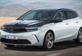 pictures new opel astra 2022