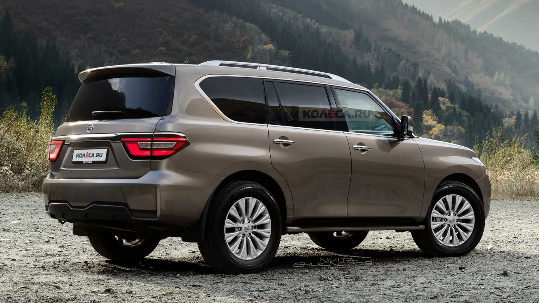 Release Date Nissan Patrol 2022 Redesign