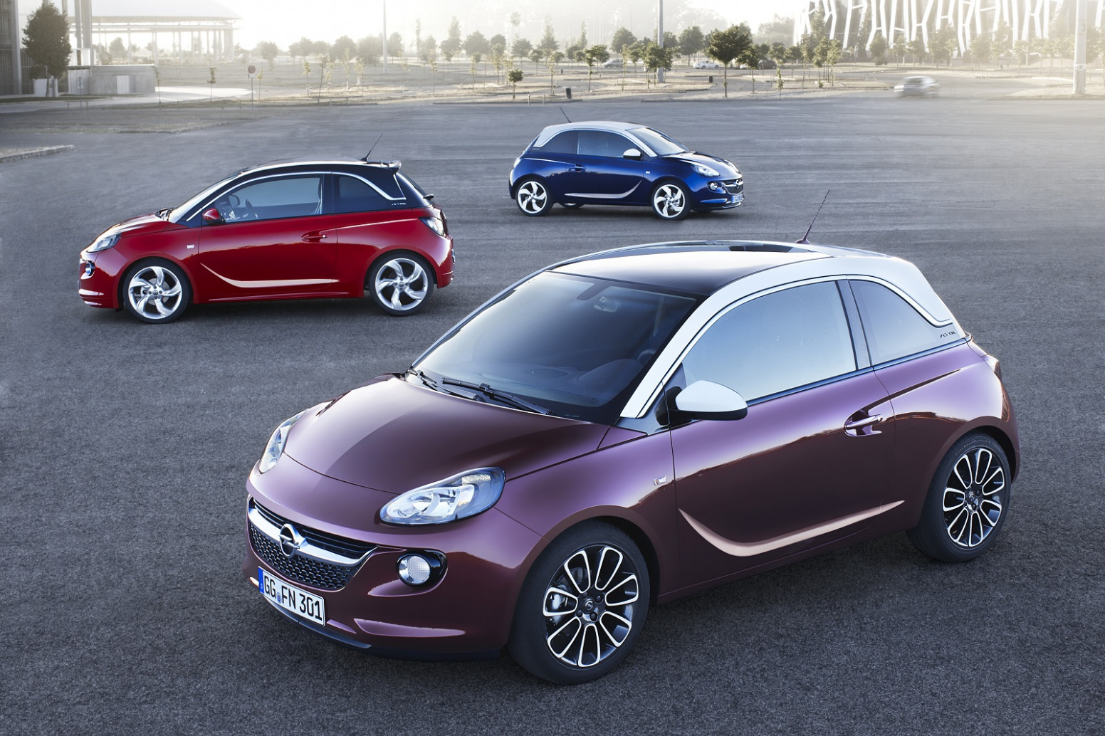 Exterior and Interior Opel Adam 2022